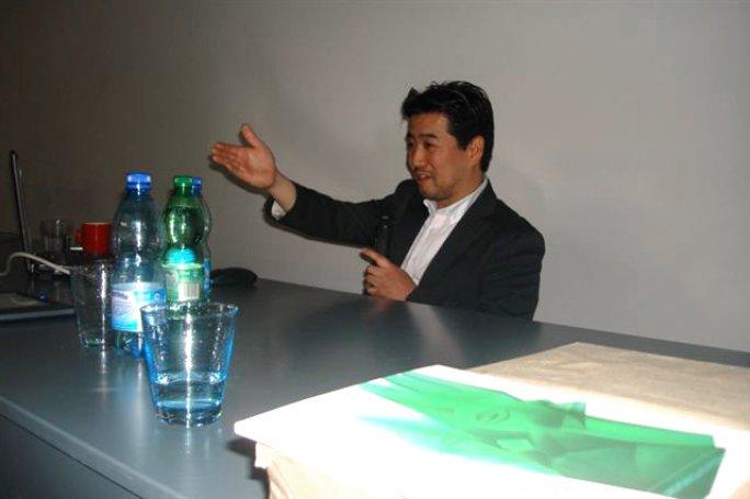 Kazushi Nakada
